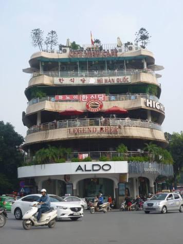 Central Hanoi